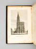 Nouvelle Description de Strasbourg, contenant des détails sur tous ses édifices publics et ses curiosités.. Collectif