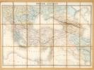 Empire Ottoman [ Carte de l'Asie Mineure - 1904 ]. BARRERE, Henry ; ANDRIVEAU-GOUJON