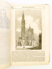 Le Magasin Pittoresque. Edition belge. (Années 1833 à 1837 - Tome I à 5) : 1833 - 1834 - 1835 - 1836 - 1837. Anonyme ; Collectif ; [ CHARTON, Edouard ...