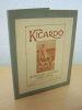 Kicardo. A dashing football card game.. Collectif