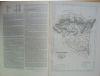 Atlas de Espana de Bachiller. Coleccion de cartas geograficas de todas las provincias de Espana, acompanadas de una hoja esplicativa. . BACHILLER ; ...