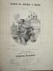 [ Recueil de partitions avec nombreuses et rares chansonnettes à titres lithographiés dont : ] Le Galopin Industriel. Scène comique. Paroles de E. ...
