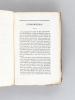 Nouveau Système de Physiologie Végétale et de Botanique (2 Tomes). RASPAIL, F. V. [ RASPAIL, François-Vincent (1794-1878) ]