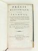 Précis historique sur Crumwel [Cromwell], suivi d'un Extrait de l'Eikon Basiliké, ou portrait du Roi, et du Boscobel, ou récit de la fuite de Charles ...