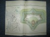 Carte et plan : Place d'Anvers - Fort d'Anvers (Plan d'ensemble échelle 1/80000 - Plan du fort échelle 1/2000) [ On joint : ] Place d'Anvers (Front 5 ...