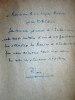 Courbet. [ Livre dédicacé par l'auteur ]. JOUAN, Capitaine de Vaisseau