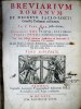 Breviarium Romanum ex decreto sacro-sancti Concilii Tridentini restitutum. Pars Aestivalis. Pii V. Pont. Max. jussu editum, et Clementis VIII primum, ...