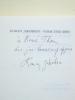 Form und Sinn. Sprachwissenschaftliche Betrachtungen. [ signed by the author ]. JAKOBSON, Roman