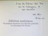 Solutions analytiques de quelques équations aux dérivées partielles en mécanique des fluides. [ exemplaire dédicacé par l'auteur ]. SHIH WEI HUI ; ...
