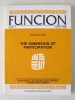 Funcion. Num. 7 Junio 1988. Hansjakob Seiler : The Dimension of Participation.  [ signed copy ]. SEILER, Hansjakob