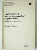 Rudiments de grammaire japonaise. Documents de linguistique quantitative n° 9 (avec textes commentés). COYAUD, Maurice