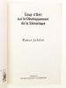 Coup d'oeil sur le développement de la sémiotique.. JAKOBSON, Roman