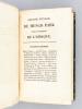 Voyage dans l'Intérieur de l'Afrique fait en 1795, 1796, 1797 par M. Mungo Park. Traduit de l'anglais sur la seconde édition par J. Castéra (2 Tomes - ...