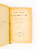 Oeuvres complètes d'Aristophane.. ARISTOPHANE ; POYARD, C.