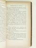 Mademoiselle Clairon d'après ses correspondances et les rapports de police du temps.. GONCOURT, Edmond de