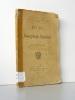 Etude sur Joseph de Maistre.. SAVAETE, Arthur ; H. F.