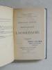 Morceaux choisis et Bibliographie de Lacordaire.. LEDOS, Gabrielle