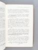 Vocabulaire Thomiste pour l'étude de la IIa Pars. Anonyme ; [ Soeur Maria Joseph ]