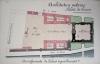 Architecture de la Renaissance. Palais du Louvre. Accroissements du Palais depuis François Ier [ Beau lavis original ]. BONNET, J.