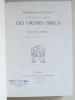 Histoire critique des origine et de la formation des Ordres grecs.. CHIPIEZ, Charles
