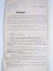 """Tract allemand en français daté de Berlin, le 26 juillet 1916 : """"Français ! Vos aviateurs, au moyen de lancement de bombes, ont tué un grand nombre de ..."""