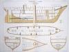 Aide-Mémoire d'Artillerie Navale. Planches. 2e Livraison 1879 (Chapitre VI : Renseignements sur les navires) : Planche 28 : Croiseurs de 2ème Classe. ...