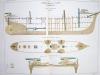 Aide-Mémoire d'Artillerie Navale. Planches. 2e Livraison 1879 (Chapitre VI : Renseignements sur les navires) : Planche 32 : Croiseurs de 3ème Classe. ...