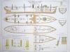 Aide-Mémoire d'Artillerie Navale. Planches. 2e Livraison 1879 (Chapitre VI : Renseignements sur les navires) : Planche 33 : Croiseurs de 3ème Classe. ...