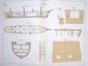 Aide-Mémoire d'Artillerie Navale. Planches. 2e Livraison 1879 (Chapitre VI : Renseignements sur les navires) : Planche 38 : Avisos. Le Bougainville. ...