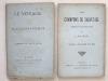 Le Voyage à Boulogne-sur-Mer. Comédie en deux actes. [ On joint :] Les Crampons de Sauvetage. Comédie en quatre actes par l'auteur du Voyage à ...