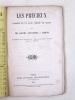 Les Précieux. Comédie-Vaudeville en un acte. Représentée pour la première fois, à Paris, sur le théâtre du Palais-Royal, le 7 août 1855. LABICHE ; ...
