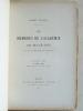 Les Membres de l'Académie des Beaux-Arts depuis la fondation de l'Institut. Quatrième série [ Série 4 ] : de 1876 à 1901. Peintres, Sculpteurs, ...