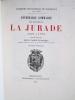 Inventaire Sommaire des Registres de La Jurade 1520 à 1783. Tome Premier. [ Livre dédicacé par l'auteur ]. LE VACHER DE BOISVILLE, Dast