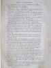 Etudes au sujet de la Persécution des Chrétiens sous Néron. [ Exemplaire de l'auteur annoté et corrigé de sa main ]. HOCHART, Polydore