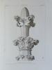 Recueil de Sculptures Gothiques, dessinées et gravées à l'eau-forte, d'après les plus beaux monuments construits en France depuis le onzième jusqu'au ...