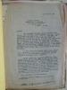 Dossier de documents relatifs au Secrétariat de l'Oflag X B ainsi qu'au devenir des Combattants Prisonniers de Guerre de la Gironde : Correspondance ...
