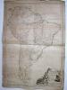 L'Amérique Méridionale [ Carte de l'Amérique du Sud datée de l'An VII - 1799 ]. BRION DE LA TOUR