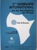 2ème Séminaire International sur les Vaccinations en Afrique. Dakar 17-18-19 février 1981. Club de Bamako. Club de Bamako