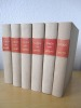 Revue Toros [ 12 Années complètes reliées en 6 Volumes de 1964 à 1975 ] I : 1964-1965 ; II : 1966-1967 ; III : 1968-1969 ; IV : 1970-1971 ; V : ...