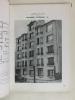 Locaux de Référence. Loyers.. Ministère de la Reconstruction et de l'Urbanisme
