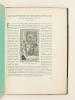 Gravelots Werk als Bücherillustrator.. OEHLER, Richard