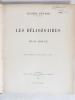 Les héliozoaires d'eau douce.. PENARD, Eugène (1855-1954)