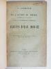 De l'action du Milieu considérée dans ses rapports avec la distribution générale des Algues d'Eau Douce.. COMERE, J. [ Comère, Joseph (1854-1932) ]