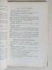 Recherches sur la Biologie et la Systématique des Desmidiées. Thèses présentées à la Faculté des Sciences de Paris. [ Livre dédicacé par l'auteur ]. ...