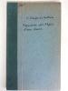 Préparation des Algues d'Eau Douce.. PFEIFFER DE WELLHEIM, F. ; [ PFEIFFER von WELLHEIM ; CHALON, J. ]