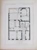 Monographies de Bâtiments Modernes. Maison rue du Luxembourg n° 32 à Paris. Mr. Cahn-Bousson, architecte [ Aujourd'hui 32 rue Guynemer, 75006 Paris ]. ...