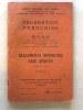 Fédération Française de Boxe - Règlements intérieurs , Code Sportif - 1934. Fédération Française de Boxe ; Comité National des Sports ; International ...