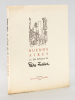 Buenos Aires en 100 Dibujose de Pablo Fabisch.. FABISCH, Pablo ; (VERBITSKY, Bernardo)