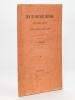 Quid rei militaris doctrina renascentibus litteris Antiquitati debuerit.. GEBELIN, J. [ GEBELIN, Jacques (1848-1898) ]