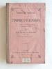 Géographie militaire de l'Empire d'Allemagne.. RUHIERRE, E.-X.-Henri